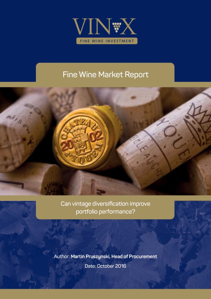 Download Vin-X Fine Wine's market report below;